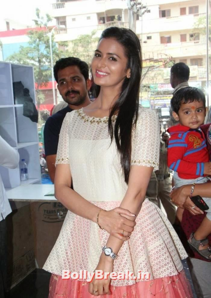 , Meenakshi Dixit Latest hot Photos in White Dress