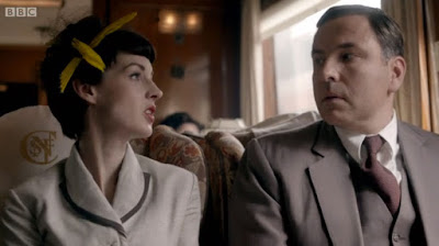 Agatha Christie Partners in Crime Walliams Raine episode 1