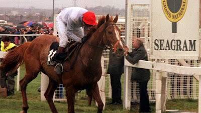 Seagram Wins 1991 Grand National