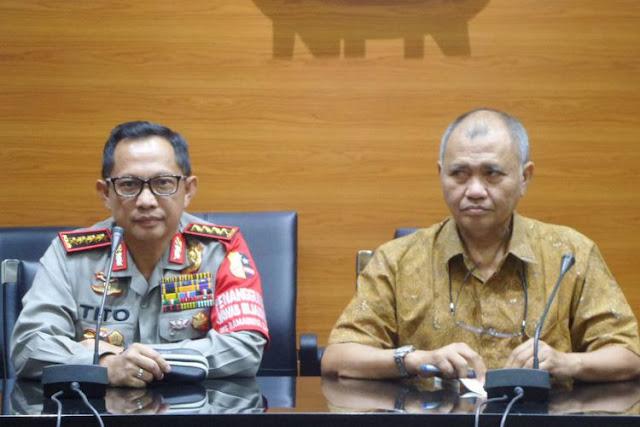 KPK Ditantang Usut Keterlibatan Kapolri dalam Kasus Korupsi