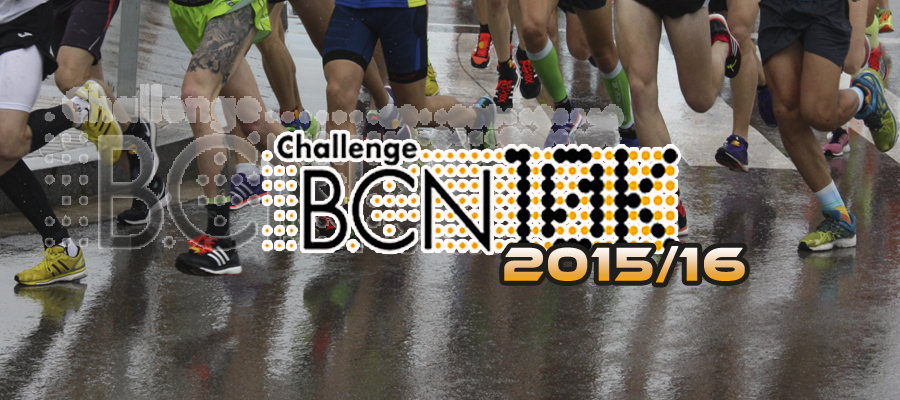 Clasificación Final ChallengeBCN10K 2015/16