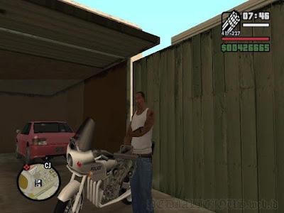 Cara Mudah Menyelesaikan Misi Vigilante GTA San Andreas