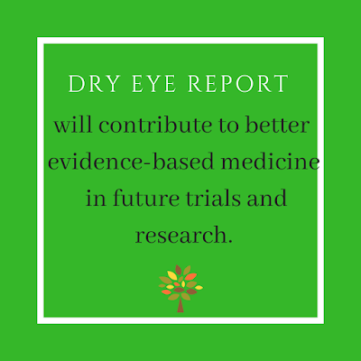 Dry eye in Sjogren's patients