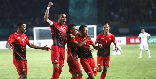 Ini 22 Pemain Timnas Indonesia untuk Laga Uji Coba Lawan Mauritius