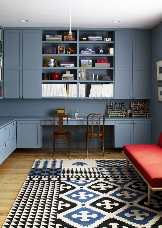 C mo decorar un mueble de sal n antiguo para que deje de - Reformar muebles ...