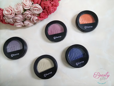 Review Flormar Mono Eyeshadow