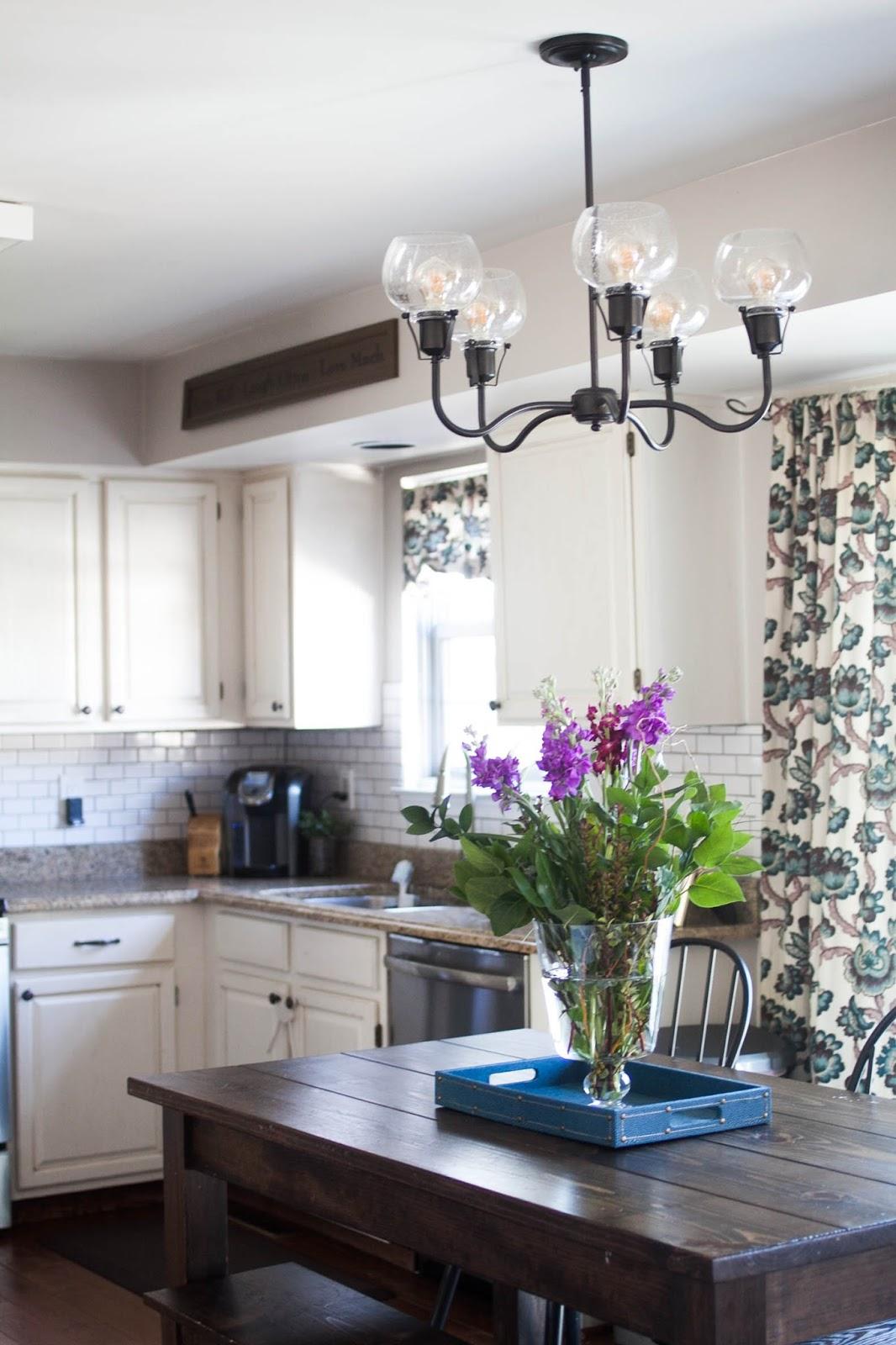 Rustic Kitchen Flush Mount Lighting