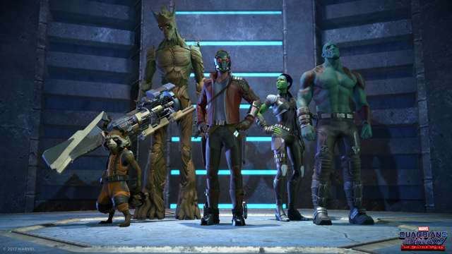 Marvel's Guardians of the Galaxy: Episode 1, 2, 3 y 4 PC Full Español