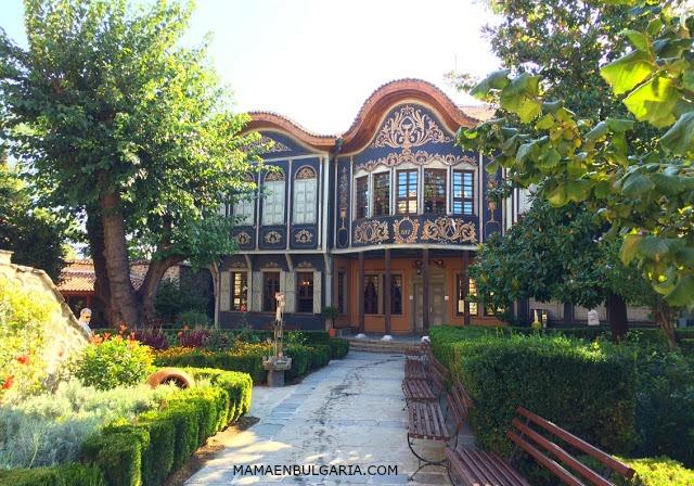 Museo etnográfico de Plovdiv Bulgaria