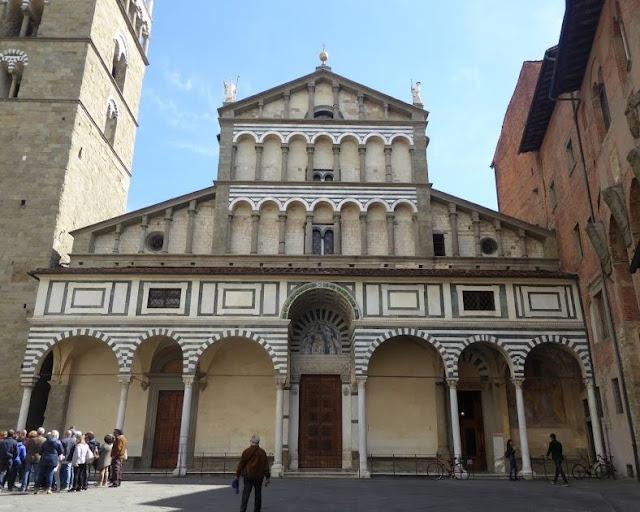Cattedrale di San Zeno Pistoia