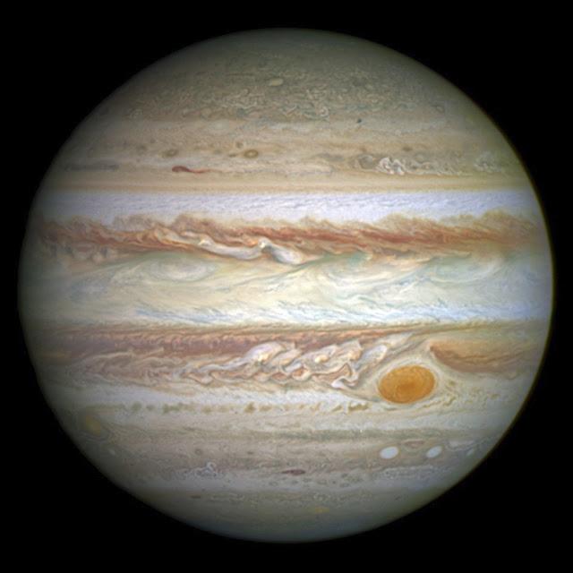Máxima aproximação de Júpiter - março 2016