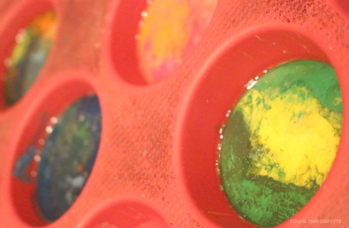 Crayon Science Experiement