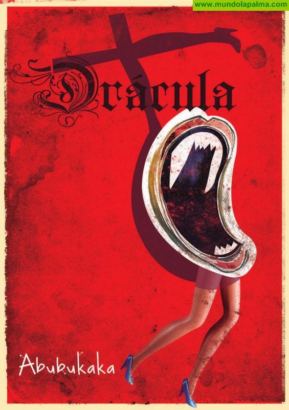 El Cabildo trae a La Palma la particular revisión del mito de Drácula del grupo Abubukaka