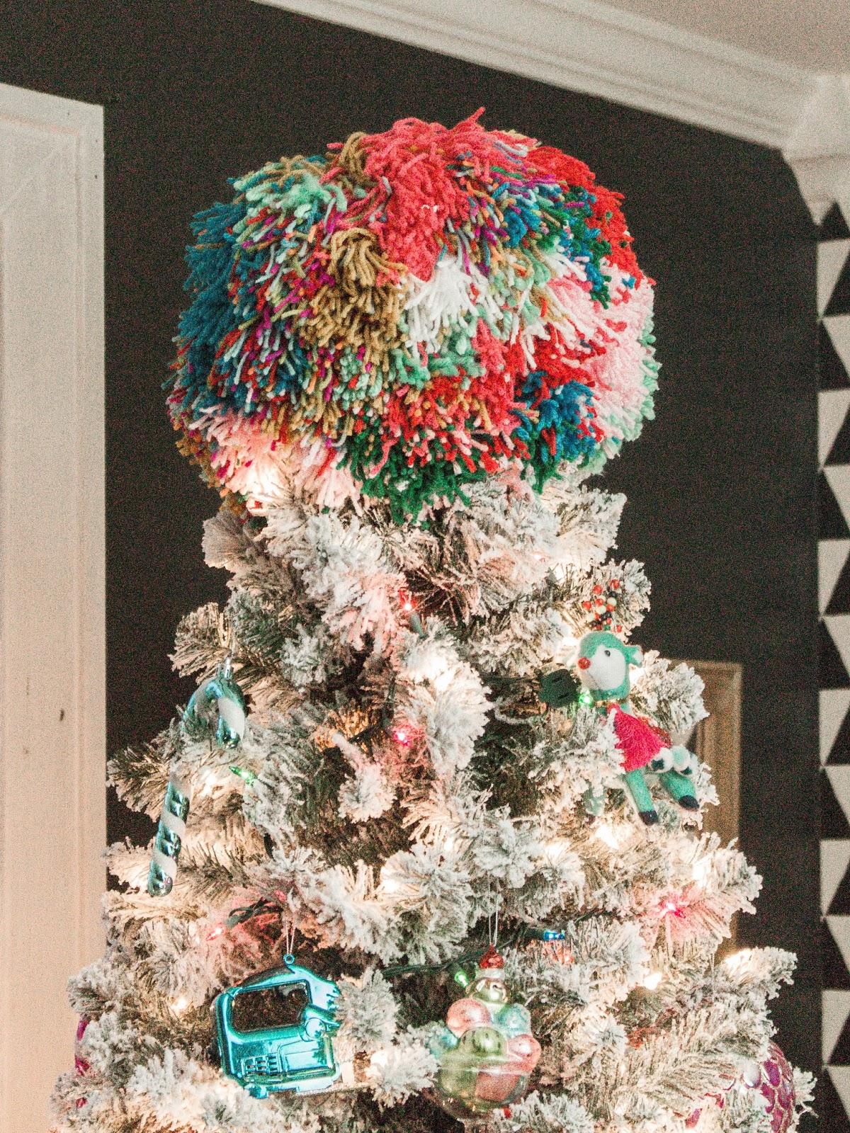 Diy Giant Christmas Tree