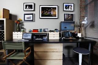 صور ديكور مكاتب 10صور من اجمل التصاميم في العالم