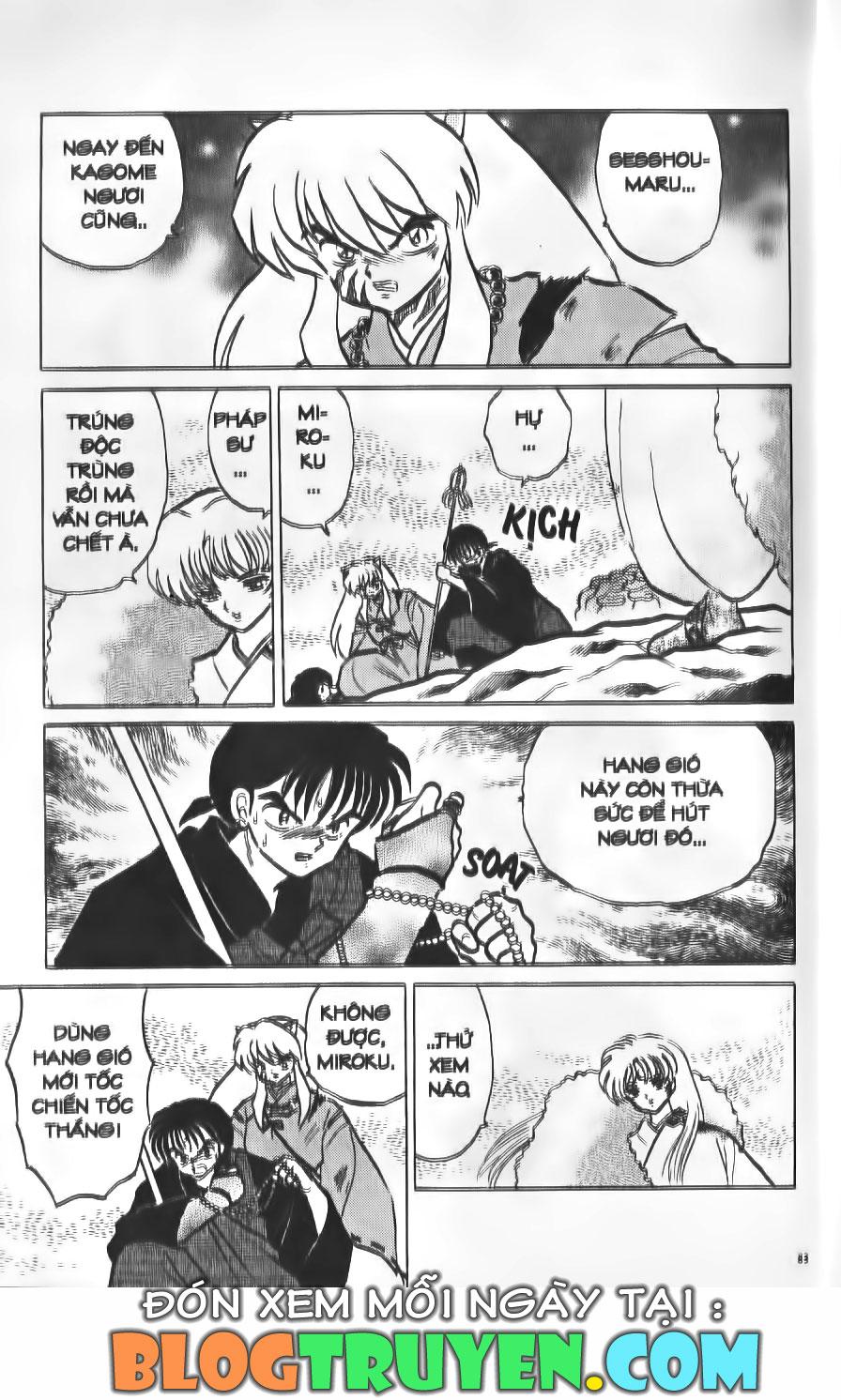 Inuyasha vol 07.5 trang 4