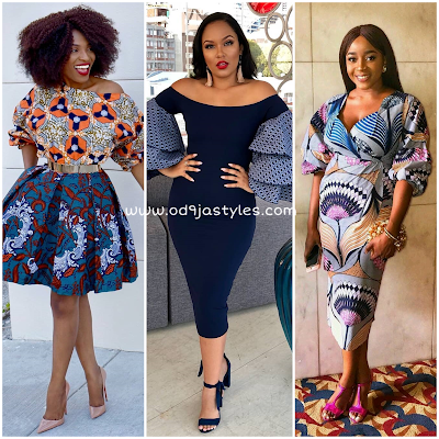 Super Stylish and Unique Ankara Long Gowns for Beautiful Ladies