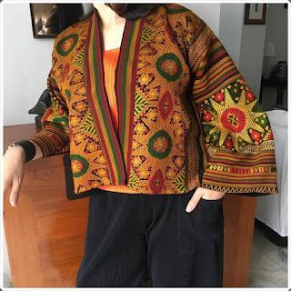 Elişi Elbise Modelleri - Moda Tasarım 16