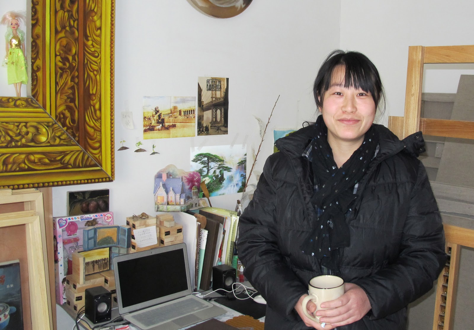 an art teacher in China: From Beijing to Shanghai ...