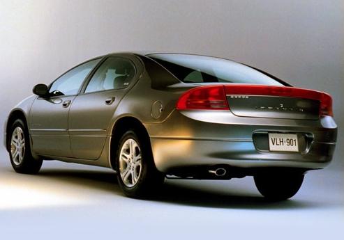 Chrysler Intrepid / Крайслер Интрепид обзор лучших автомобилей