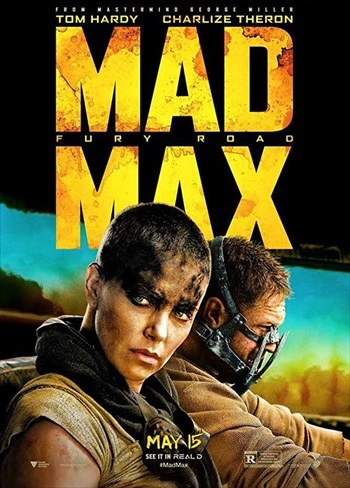 Mad Max Fury Road 2015 Dual Audio Hindi 300mb Movie Download