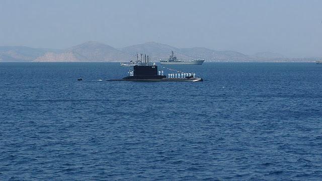 Μαθητές θα καταδυθούν με υποβρύχιο με πρωτοβουλία του Πολεμικού Ναυτικού