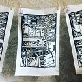 WIN! Designer Corrie Tea-Towel