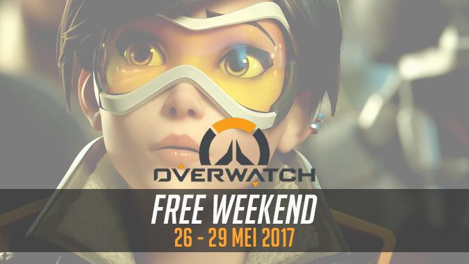Main Overwatch Gratis Selama Free Weekend!