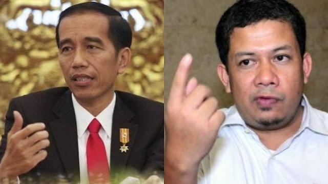 Fahri Hamzah: Jokowi Tidak Pernah Berpidato yang Mempersatukan