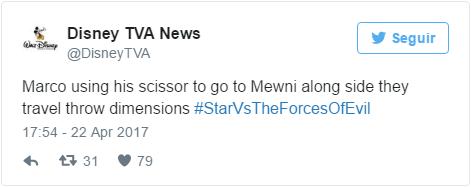 Tercera temporada de Star vs. las Fuerzas del Mal