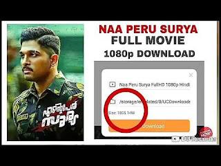 naa peru surya hindi movie download - download south movie in hindi