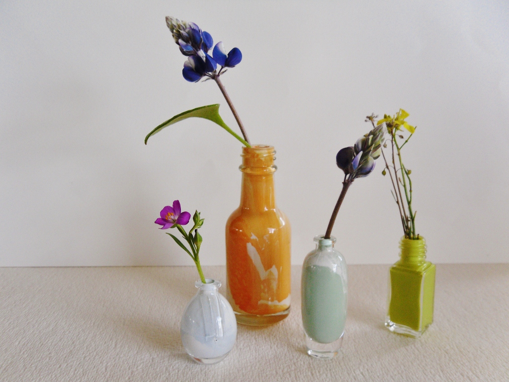 vase craft ideas sketchy notions miniature bud vase diy 3179