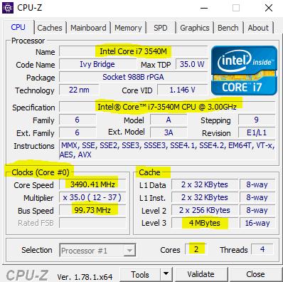 مواصفات-البروسيسور-CPU