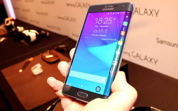 Samsung Galaxy Note Edge Philippines Price and Release Date