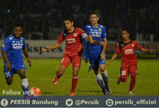Semen Padang vs Persib Bandung 4-0