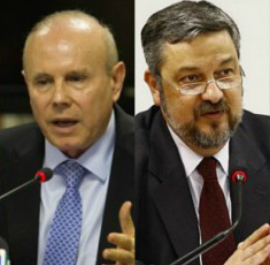 PF descobre que Mantega e Palocci estão em lista de propinas
