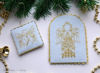 """СП """"Новогодние миниатюры"""". Восемнадцатая неделя"""
