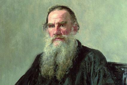 yazar Lev Tolstoy