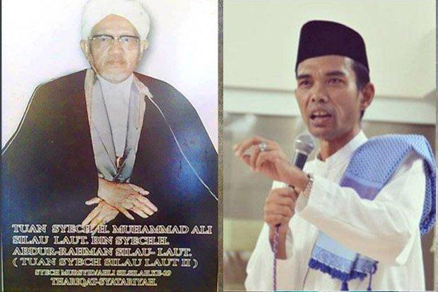 Kisah Seorang Syeikh yang Ternyata Kakek Ustadz Abdul Somad