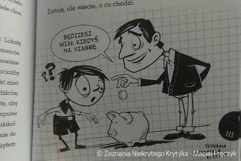Maciej Frączyk, Zeznania Niekrytego Krytyka, Recenzja, Marzenie Literackie