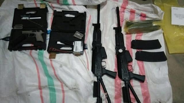 Geger Pengiriman 10 Koli Senjata Api Di Bandara Bengkulu