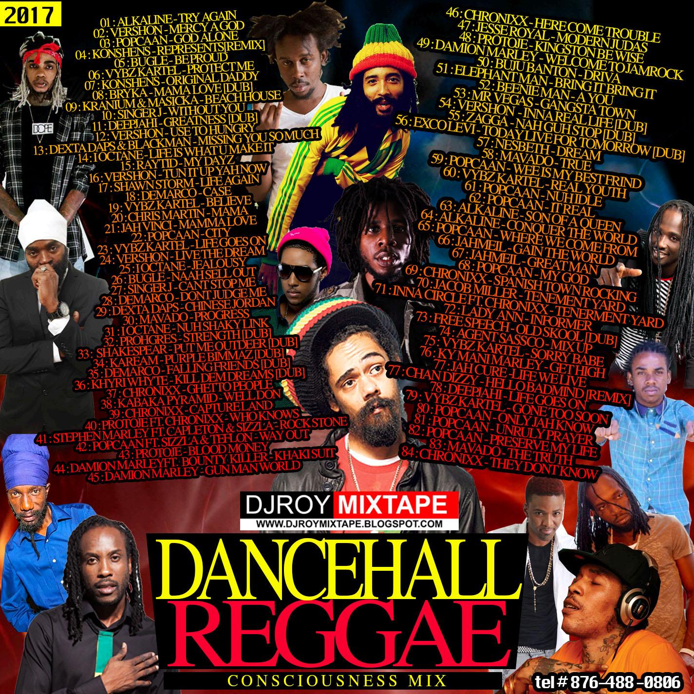 Dancehall Reggae mix