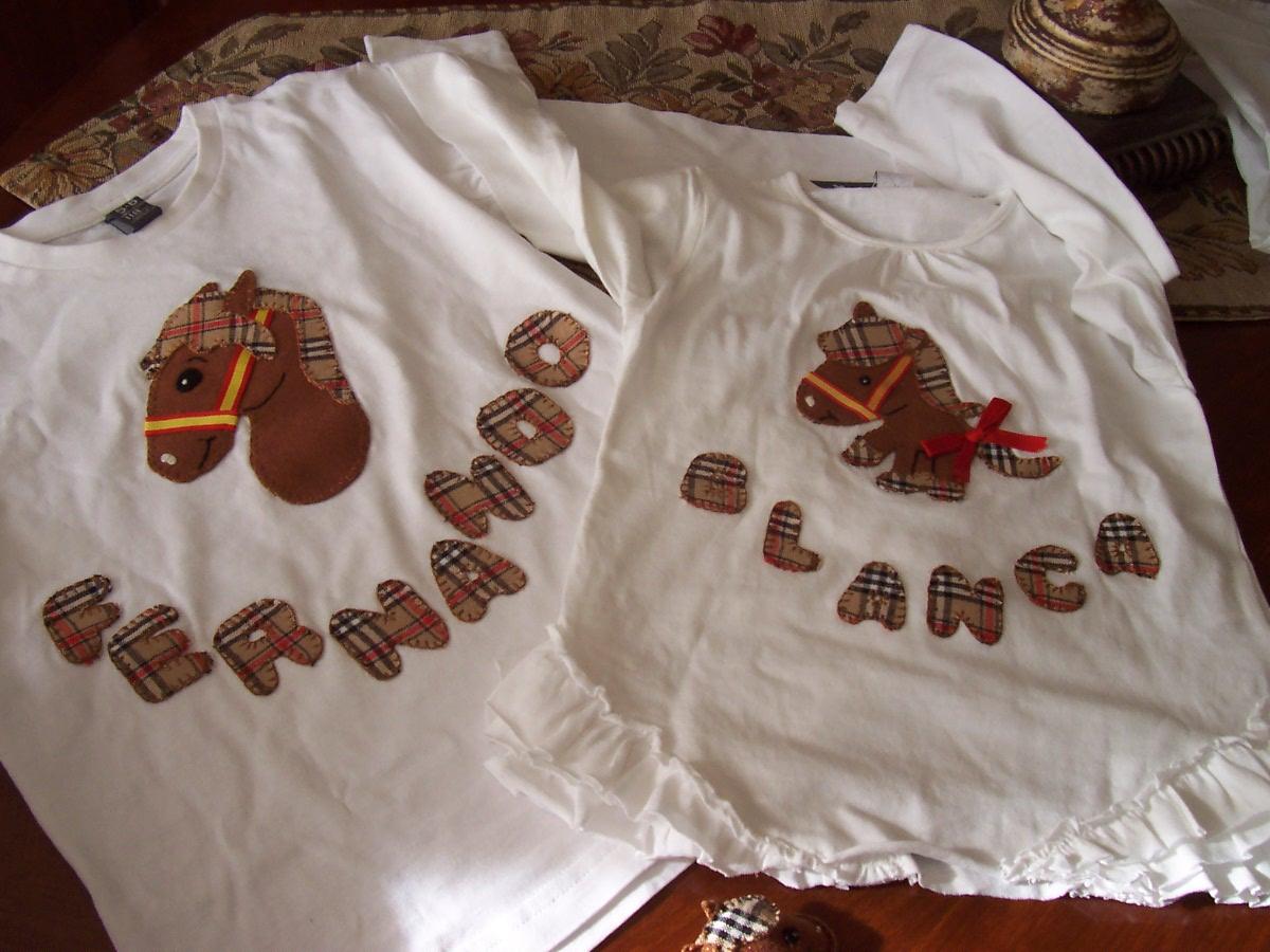 El Rinconcito De Marisa Camisetas De Caballos