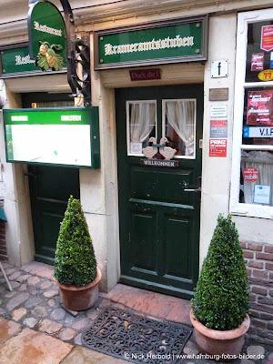 Restaurant Krameramtsstuben Hamburg