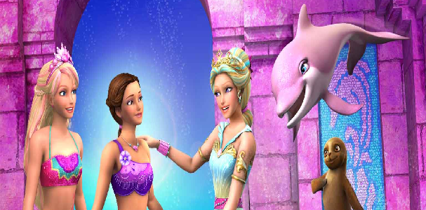 Watch Barbie in A Mermaid Tale 2 (2012) Movie Online For Free in English Full Length