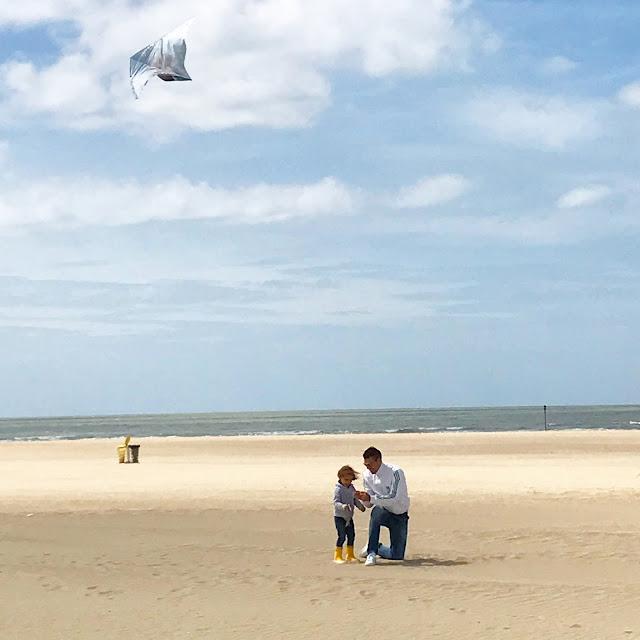 Plage de Deauville Normandie