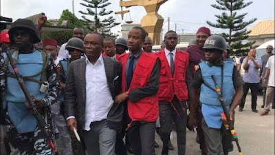 EFCC Humiliated Me, Ibori's man Senator Nwaoboshi alleges