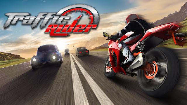 تحميل لعبة Traffic Rider مهكرة كاملة للاندرويد (اخر اصدار)