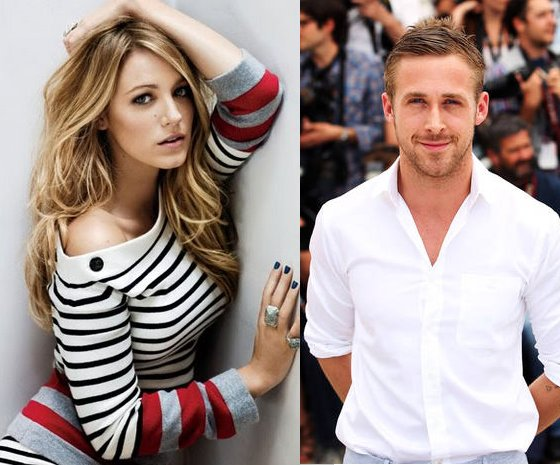 Source Blake Lively and Ryan Gosling Casually Dating