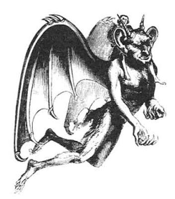 gaap, daemon, goetia, ocultismo